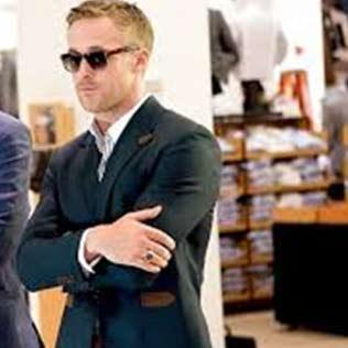 Ryan Gosling's elegant David Yurman