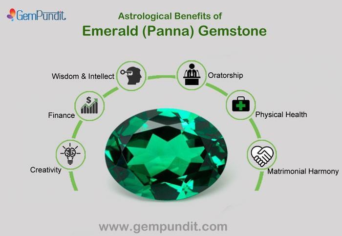 natural emerald gemstone benefits